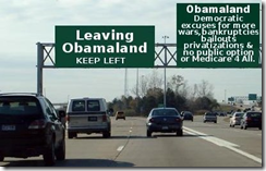 Leaving Obamaland photo